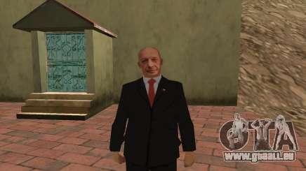 Mikhaïl Zadornov pour GTA San Andreas