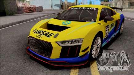 Audi R8 LMS GT4 2019 pour GTA San Andreas