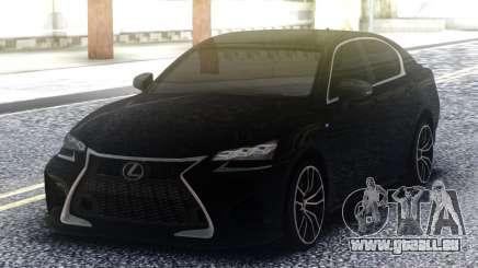 Lexus ES250 pour GTA San Andreas