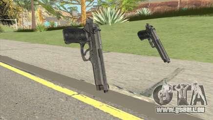 Beretta 92 Pistol pour GTA San Andreas