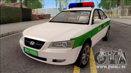 Hyundai Sonata 2009 Police pour GTA San Andreas