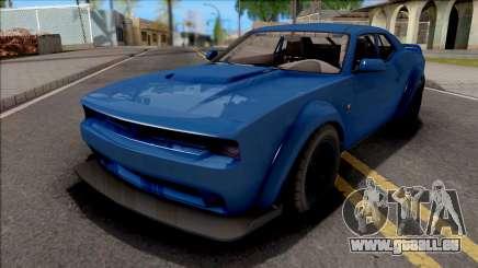 GTA V Bravado Gauntlet Hellfire pour GTA San Andreas