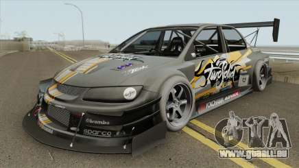 Mitsubishi Lancer Evolution VIII (Time Attack) für GTA San Andreas