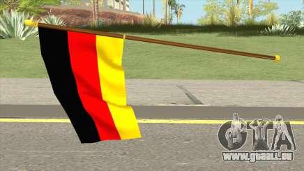 German Flag pour GTA San Andreas