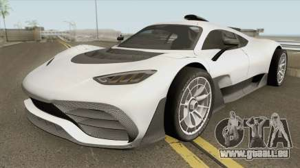 Mercedes-Benz AMG Project One pour GTA San Andreas