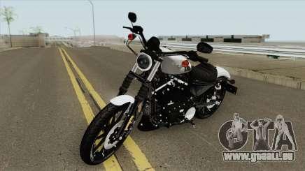 Harley-Davidson XL883N Sportster Iron 883 V2 pour GTA San Andreas