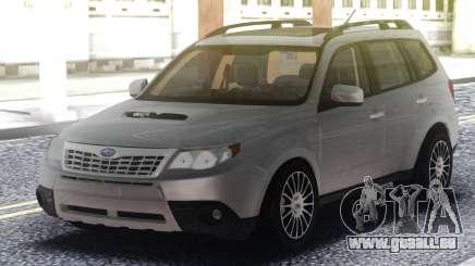 Subaru Forester X Ski-FX 2010 Price & Specs pour GTA San Andreas
