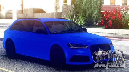Audi RS6 Avant by Race 6 pour GTA San Andreas