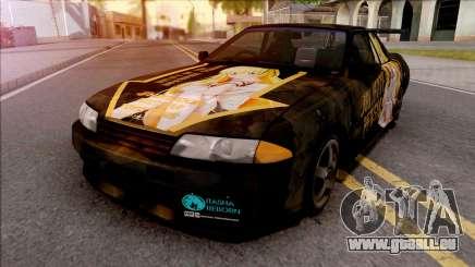 Nissan Skyline GT-R R32 Itasha Juliet Persia pour GTA San Andreas