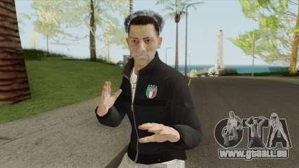 Italian Gang Skin V1 pour GTA San Andreas