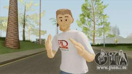 MDickie GAME Random Skin 2 pour GTA San Andreas