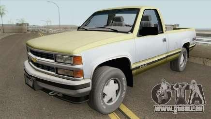 Chevrolet Silverado 1500 (1998) pour GTA San Andreas