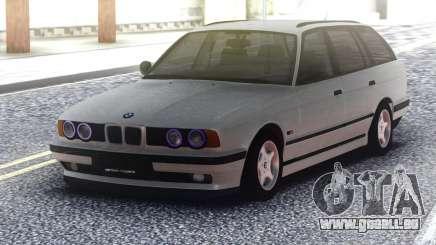 BMW E34 Touring pour GTA San Andreas