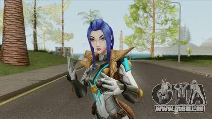 Pulsefire Caitlyn pour GTA San Andreas
