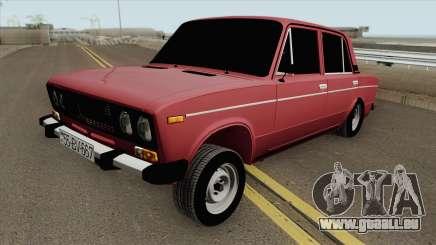 VAZ 2106 (AzeLow Style) für GTA San Andreas