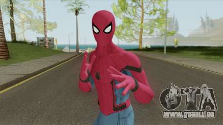 Spider-Man Stark Suit (PS4) pour GTA San Andreas
