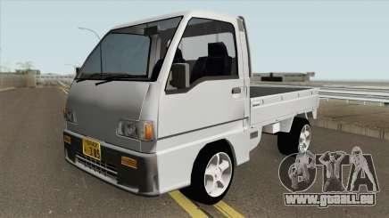 Subaru Sambar Truck 1992 pour GTA San Andreas