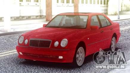 Mercedes-Benz W210 7.3S Brabus 1995 für GTA San Andreas