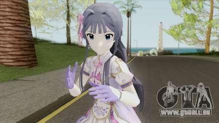 Shizuka Mogami FES SSR Nymph (iDOLMaSTER) pour GTA San Andreas
