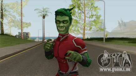 Beast Boy Changeling V2 pour GTA San Andreas