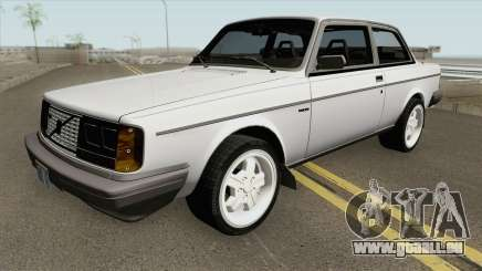 Volvo 242 Intercooler pour GTA San Andreas
