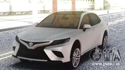 Toyota Camry Hybrid pour GTA San Andreas