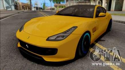 Ferrari GTC4Lusso v2 pour GTA San Andreas