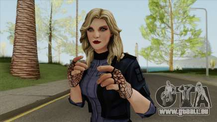 Black Canary Dinah Laurel Lance V1 pour GTA San Andreas