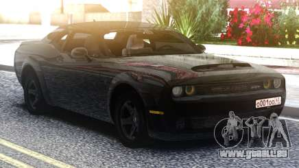 Dodge Challenger SRT Demon pour GTA San Andreas