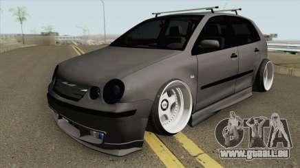 Volkswagen Polo Tuned für GTA San Andreas