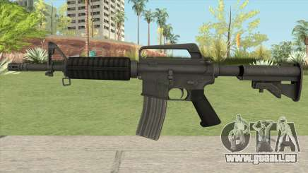 Colt M733 Miami P.D. Model für GTA San Andreas