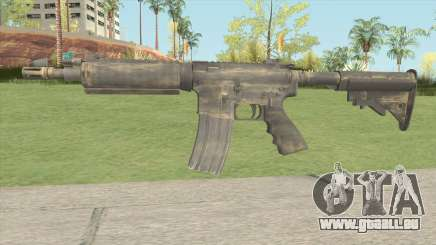 M4-CQ (Medal Of Honor 2010) pour GTA San Andreas