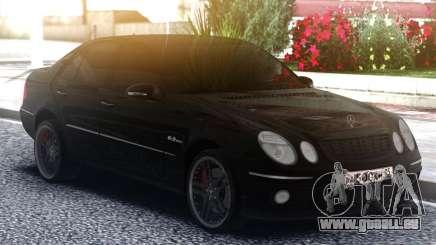 Mercedes-Benz E63 W211 für GTA San Andreas