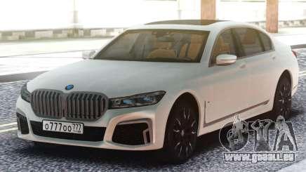2020 BMW 7 Series M760Li  XDrive Long FULL REVI für GTA San Andreas