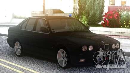 BMW 525I Specs pour GTA San Andreas