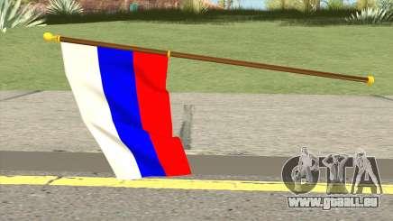Russian Flag pour GTA San Andreas