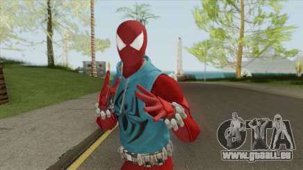 Spider-Man Scarlet Spider Suit (PS4) pour GTA San Andreas