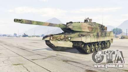 Leopard 2A6 für GTA 5