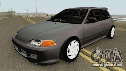 Honda Civic EG6 (AC WORKS) pour GTA San Andreas
