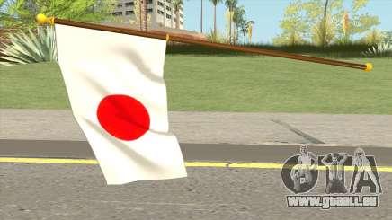 Japan Flag pour GTA San Andreas
