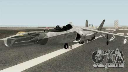 Mammoth Hydra V4 GTA V pour GTA San Andreas