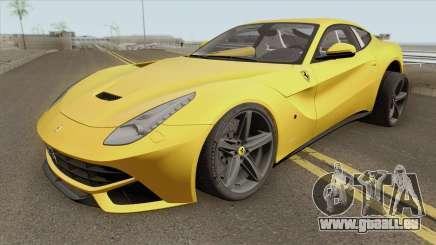 Ferrari F12 Berlinetta 2013 HQ für GTA San Andreas