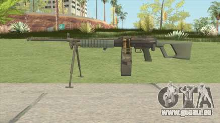 Battlefield 4 Type-88 MG pour GTA San Andreas