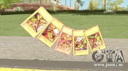 Exodia Deck pour GTA San Andreas