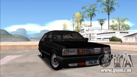 Volkswagen Parati 1989 Para CarroVlog für GTA San Andreas