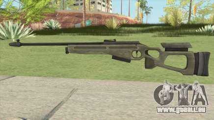 Battlefield 3 SV-98 V1 pour GTA San Andreas
