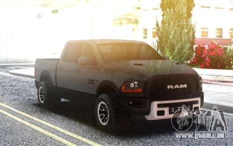 Dodge RAM 1500 für GTA San Andreas