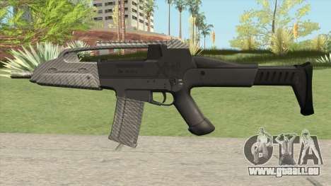 M4 (Carbon) pour GTA San Andreas