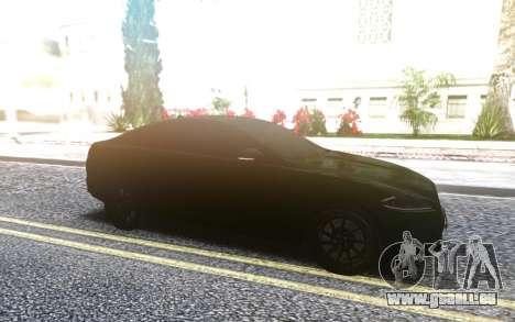 Jaguar XF pour GTA San Andreas