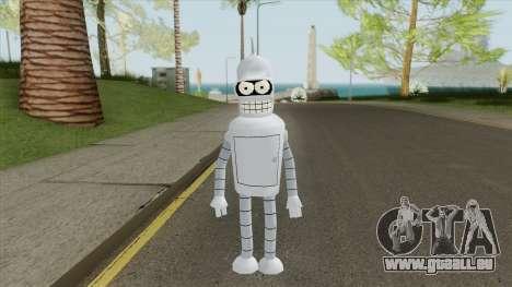 Bender (Futurama) pour GTA San Andreas